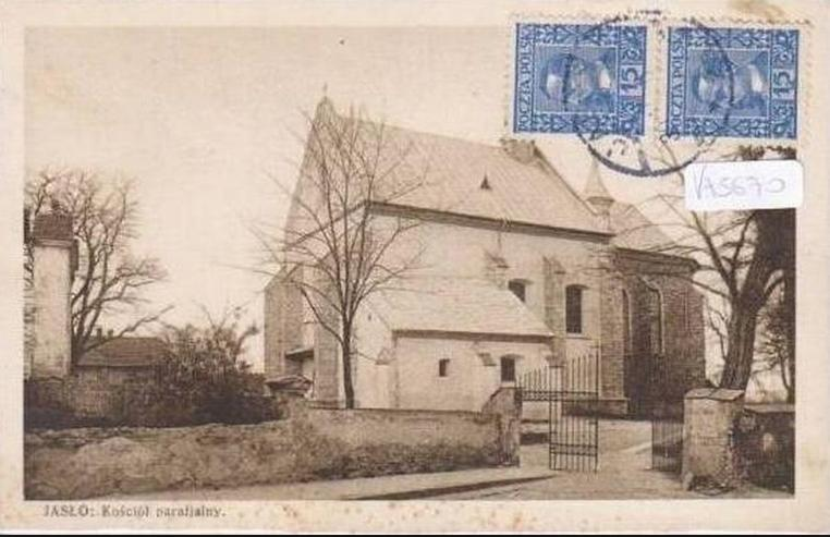 Jasło Fara 1920