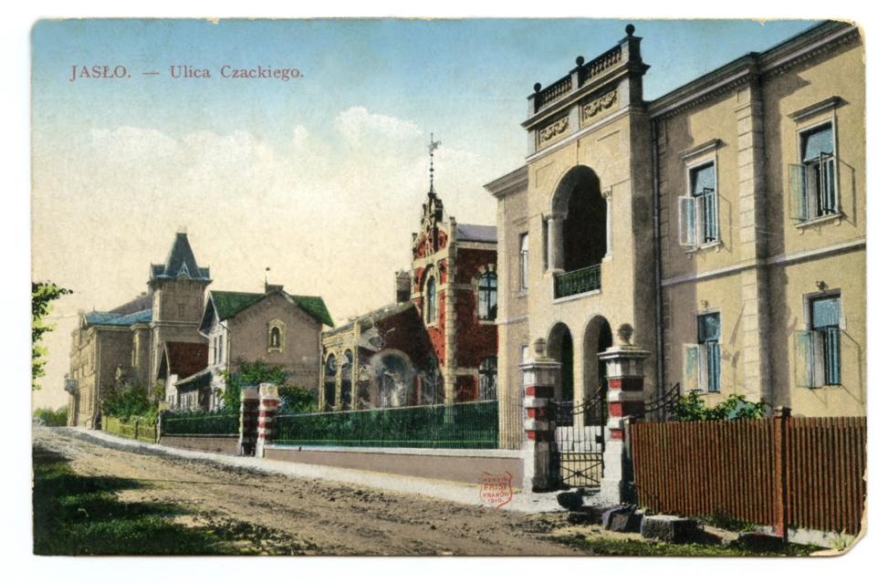 bank austriacki w Jaśle