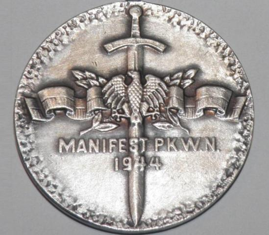 medal PKWN2