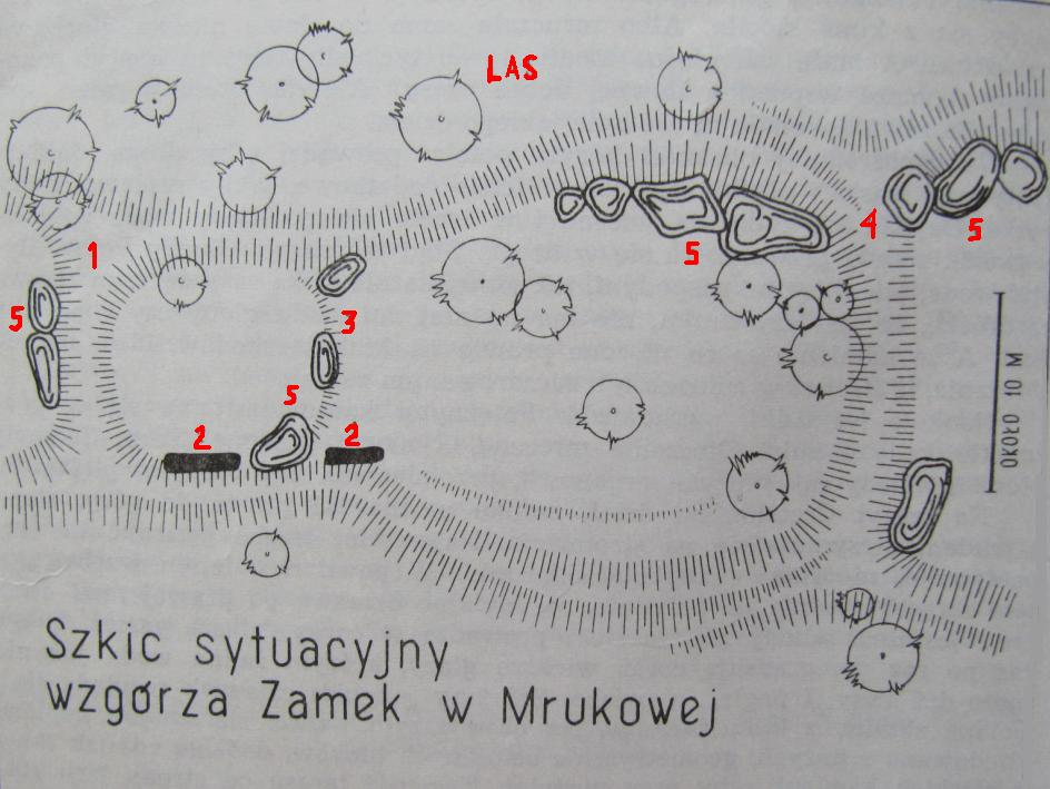 Mruk map