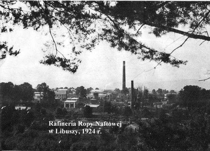 rafineria w Libuszy
