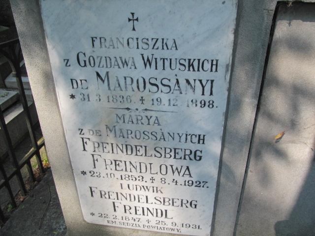 grob Marossanyi