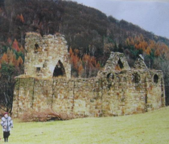 huta ruiny